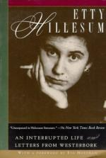 An Interrupted Life: The Diaries of Etty Hillesum, 1941-1943 by Etty Hillesum