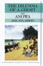 Anowa by Ama Ata Aidoo