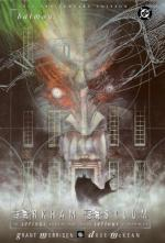 Arkham Asylum by Grant Morrison
