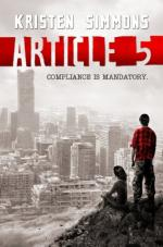 Article 5 by Kristen Simmons