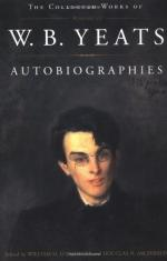Autobiographies by William Butler Yeats