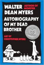 Autobiography of My Dead Brother by Walter Dean Myers