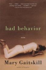 Bad Behavior: Stories by Mary Gaitskill