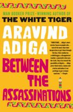 Between the Assassinations by Adiga, Aravind