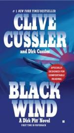 Black Wind by Clive Cussler