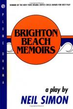 Brighton Beach Memoirs by Neil Simon