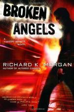 Broken Angels by Richard Morgan (author)