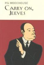 Carry on, Jeeves! by P. G. Wodehouse