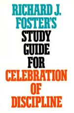 Celebration of Discipline by Richard Foster (religion)