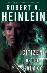 Citizen of the Galaxy by Robert A. Heinlein