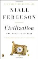 Civilization: The West and the Rest by Niall Ferguson