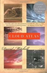 Cloud Atlas by David Mitchell (author)