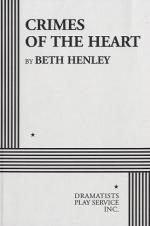 Crimes of the Heart by Beth Henley