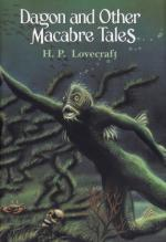 Dagon and Other Macabre Tales by H. P. Lovecraft