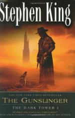The Dark Tower: The Gunslinger by Stephen King