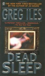 Dead Sleep by Greg Iles