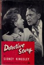 Detective Story by Sidney Kingsley