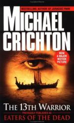 Eaters of the Dead: The Manuscript of Ibn Fadlan by Michael Crichton