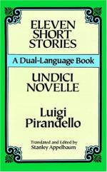Eleven Short Stories = Undici Novelle by Luigi Pirandello