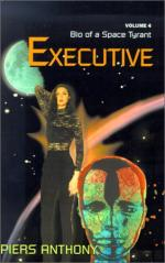 Executive by Piers Anthony