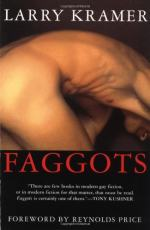Faggots by Kramer, Larry