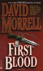 First Blood by David Morrell