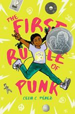 First Rule of Punk by Celia C. Pérez