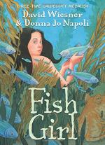Fish Girl by David Wiesner