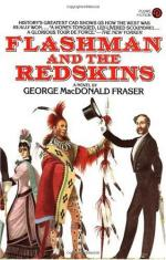 Flashman and the Redskins by George MacDonald
