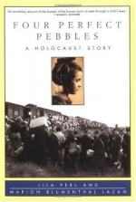 Four Perfect Pebbles: A Holocaust Story by Lila Perl