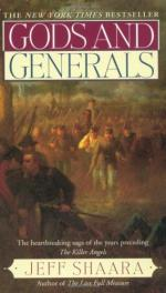 Gods and Generals by Jeffrey Shaara