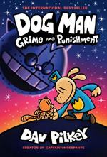 Grime and Punishment by Dav Pilkey