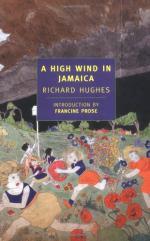 High Wind in Jamaica by Richard Hughes