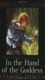 In the Hand of the Goddess by Tamora Pierce
