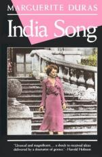 India Song by Marguerite Duras