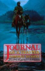 Osborne Russell's Journal of a Trapper: Edited from the Original… by Osborne Russell