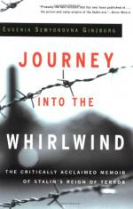 Journey Into the Whirlwind by Yevgenia Ginzburg