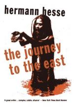 Journey to the East by Hermann Hesse