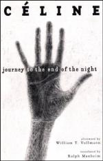 Journey to the End of the Night by Louis-Ferdinand Céline