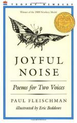 Joyful Noise by Paul Fleischman