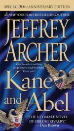 Kane and Abel by Jeffrey Archer, Baron Archer of Weston-super-Mare