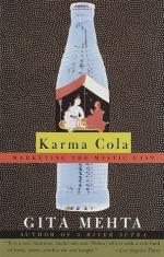 Karma Cola: Marketing the Mystic East by Gita Mehta