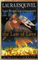 The Law of Love by Laura Esquivel