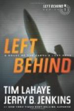 Left Behind by Tim LaHaye