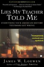 Lies My Teacher Told Me by James Loewen