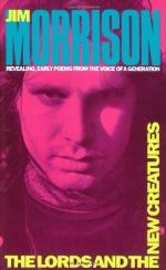 Lords and New Creatures by Jim Morrison