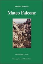 Mateo Falcone by Prosper Mérimée