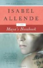 Maya's Notebook by Isabel Allende