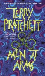 Men at Arms: A Novel of Discworld by Terry Pratchett