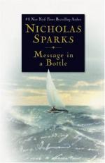Message in a Bottle by Nicholas Sparks (author)